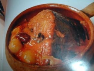 thon aux olives