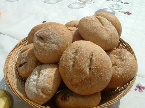 petits pains aux noix
