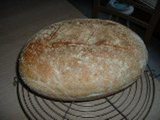 pain campagne en cocotte